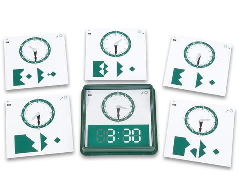 Uhrzeiten erkennen und benennen-6