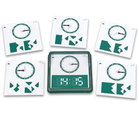 Uhrzeiten erkennen und benennen-5