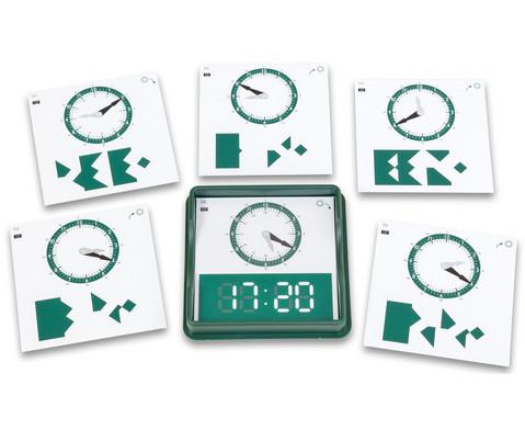 Uhrzeiten erkennen und benennen-3