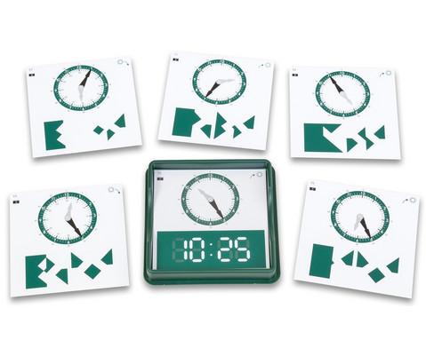 Uhrzeiten erkennen und benennen-4