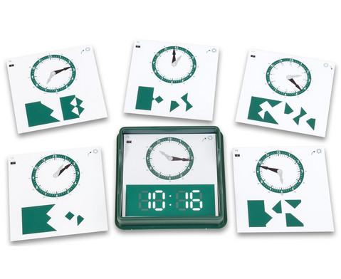 Uhrzeiten erkennen und benennen-7