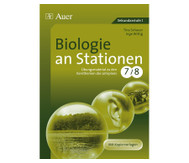 Biologie an Stationen - Klasse 7-8