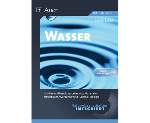 Naturwissenschaften integriert Wasser-1