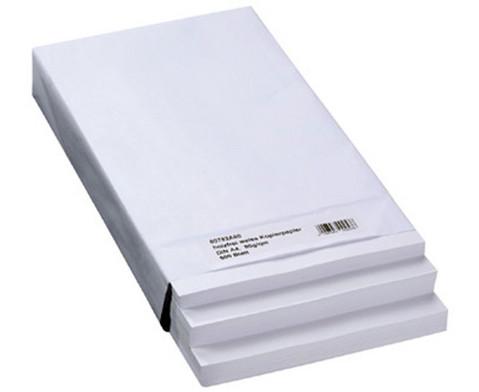 Drucker- und Kopierpapier 1 Pack mit 500 Blatt