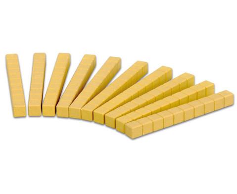 RE-WOOD Zehnersystemsatz bunt 121 Teile-5