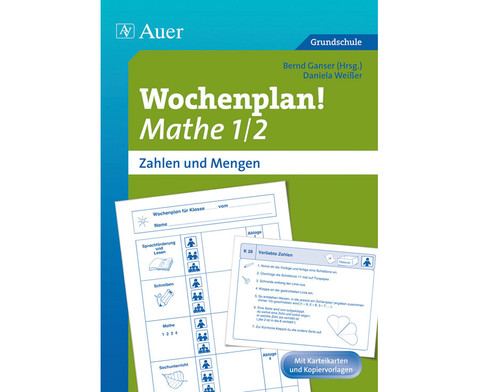 Wochenplan Mathe 1-2 Zahlen und Mengen-1