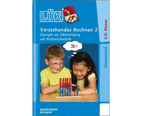 LUEK-Heft Verstehendes Rechnen 2-1