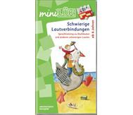 miniLÜK-Heft: Schwierige Lautverbindungen