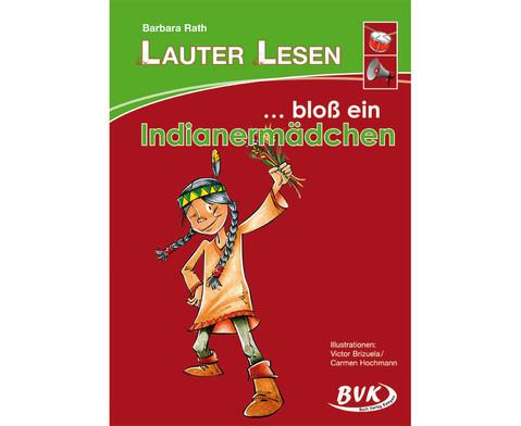 Lauter Lesen -  bloss ein Indianermaedchen-1