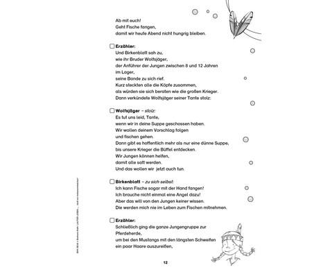 Lauter Lesen -  bloss ein Indianermaedchen-2