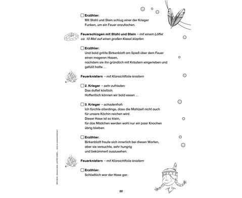 Lauter Lesen -  bloss ein Indianermaedchen-3