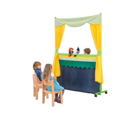 Fahrbares Puppentheater-1