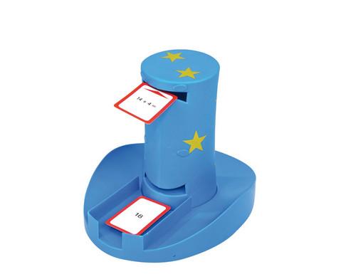 Magischer Zylinder mit 10 Karten-Sets zum Rechnen im 1 Schuljahr-2