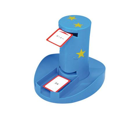 Magischer Zylinder mit 10 Karten-Sets zum Rechnen im 2 Schuljahr-3