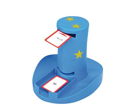 Magischer Zylinder mit 10 Karten-Sets zum Rechnen im 3 Schuljahr-3