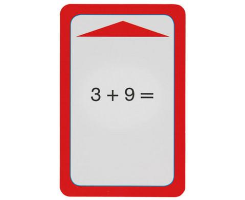 Kartensatz fuer den Magischen Zylinder - Addition-Subtraktion-3