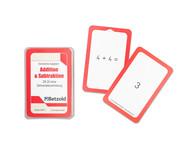 Kartensatz zum magischen Zylinder: Addition/Subtraktion bis 20 ohne Zehnerüberschreitung