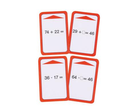Kartensatz zum magischen Zylinder Addition-Subtraktion bis 20 ohne Zehnerueberschreitung-7