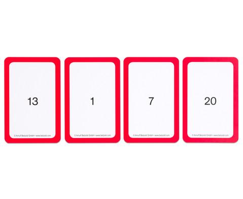 Kartensatz fuer den Magischen Zylinder - Addition-Subtraktion-5