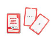 Kartensatz zum magischen Zylinder: Addition/Subtraktion bis 20 mit Zehnerüberschreitung