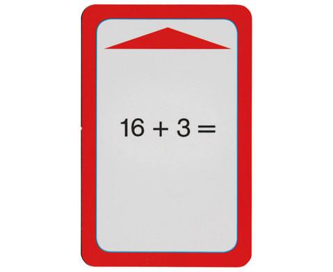 Kartensatz zum magischen Zylinder Addition-Subtraktion bis 20 mit Zehnerueberschreitung-3