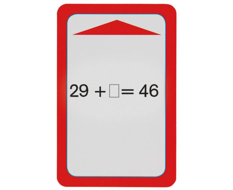 Kartensatz zum magischen Zylinder Addition-Subtraktion bis 100 mit und ohne Zehnerueberschreitung-3