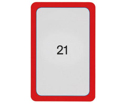 Kartensatz zum magischen Zylinder Multiplikation-Division Reihen 2 3 4 5 10-3