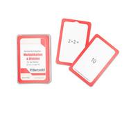 Multiplikation/Division - Kartensatz für den Magischen Zylinder