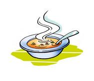 Suppenhuhn und Hühnersuppe
