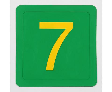 Zahlenmatten 21 Stueck in stabiler Box-4