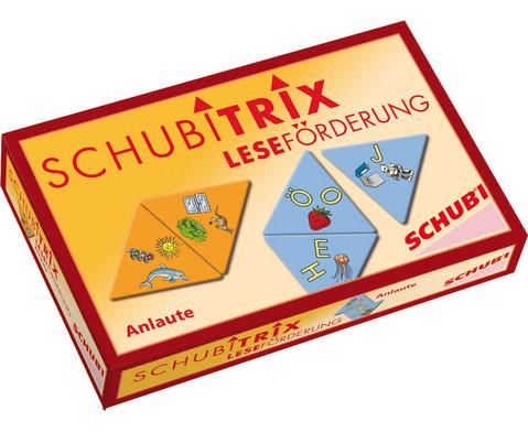 SCHUBITRIX Lesefoerderung Anlaute