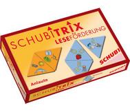 Schubitrix Leseförderung Anlaute