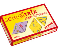 Schubitrix Leseförderung Silben