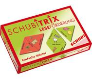Schubitrix Leseförderung Einfache Wörter