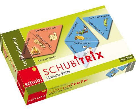 Schubitrix Lesefoerderung Einfache Saetze-1