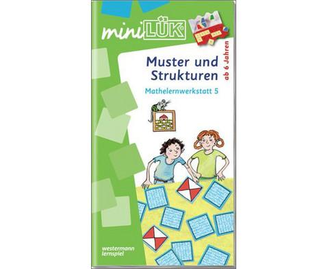 miniLUEK-Heft Muster und Strukturen-1