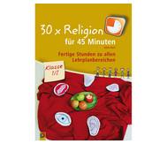 30 x Religion für 45 Minuten - Klasse 1/2