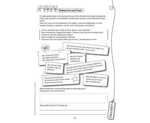 Projekt Soziales lernen - Freundschaft-4