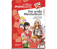 miniLÜK:  Das große Märchenbuch ab 2. Klasse