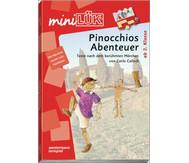 miniLÜK-Heft: Pinocchios Abenteuer 2. Klasse