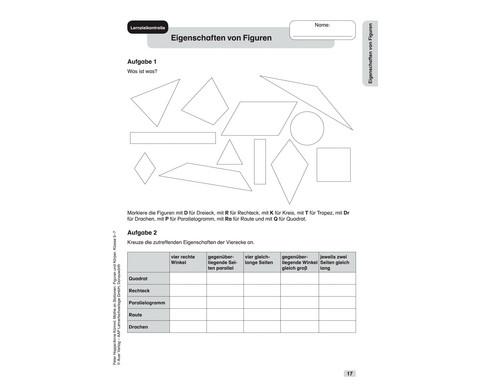 Mathe an Stationen spezial - Figuren und Koerper Klasse 5 - 7-5
