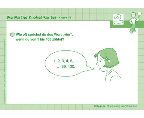 Die Mathe-Knobelkartei 1--3
