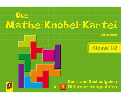 Die Mathe-Knobelkartei - Klasse 1-2