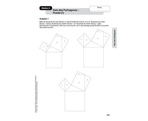 Mathe an Stationen spezial- Pythagoras-4
