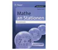 Mathe an Stationen Grundrechenarten Klasse 5-6