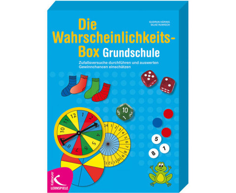 Die Wahrscheinlichkeits-Box Grundschule-2