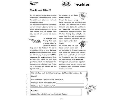 Themenheft Insekten-2