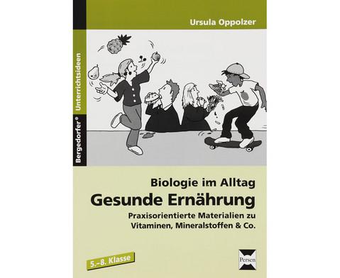 Biologie im Alltag - Gesunde Ernaehrung-1
