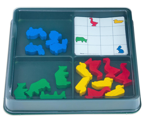 Lernbox Jede Farbe hat seinen Platz Tiere-2