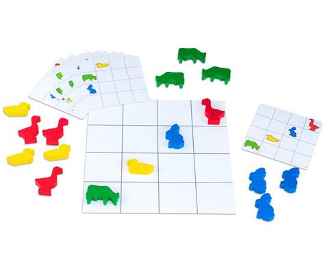 Lernbox Jede Farbe hat seinen Platz Tiere-4
